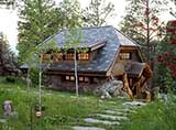 Upstate New York Stone Vacation Houses